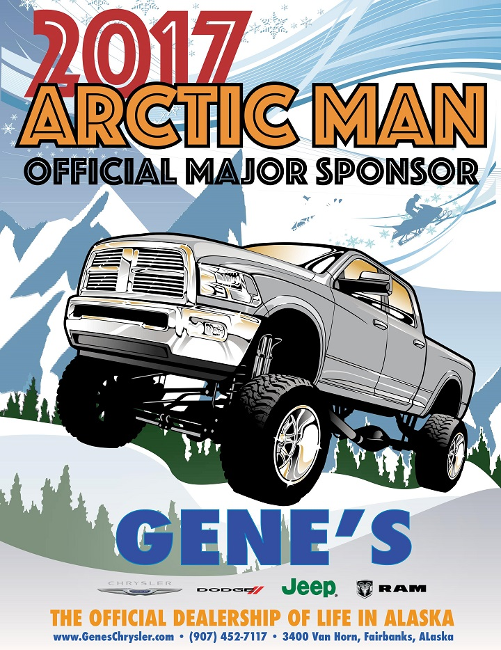 Arctic Man 2017 Program